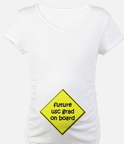 Future USC Grad on Board Shirt
