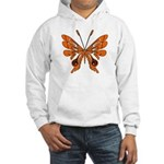 'Butterfly Tattoos Hooded Sweatshirt