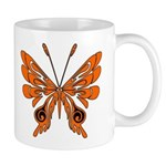 'Butterfly Tattoos Mug