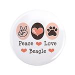 Peace Love Beagle 3.5