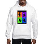 Penguin Dance Hooded Sweatshirt
