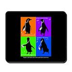 Penguin Dance Mousepad