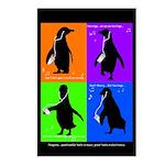 Penguin Dance Postcards (Package of 8)