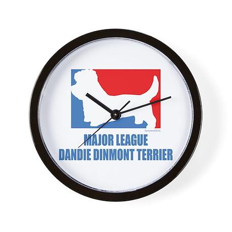 ML Dandie Wall Clock
