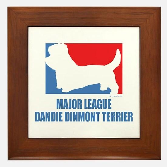 ML Dandie Framed Tile