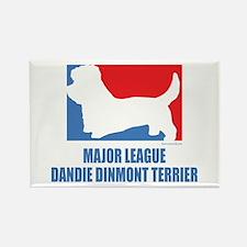ML Dandie Rectangle Magnet (100 pack)