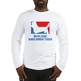 Dandie dinmont terrier Long Sleeve T-shirts