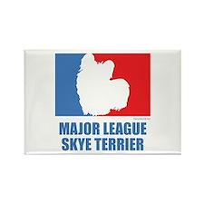 ML Skye Terrier Rectangle Magnet (100 pack)