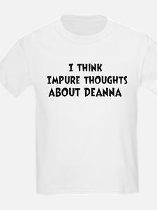 Deanna (ball and chain) T-Shirt