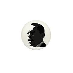 Obama B&W Portrait Button (10 pack)