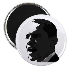 Obama Black & White Magnet (10 pack)