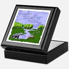 Druid Earth Prayer/Draiocht/Wish/Trinket Box