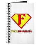 Super Firefighter Journal