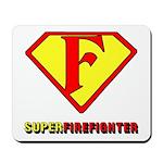 Super Firefighter Mousepad
