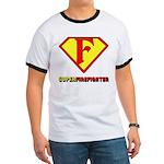 Super Firefighter Ringer T