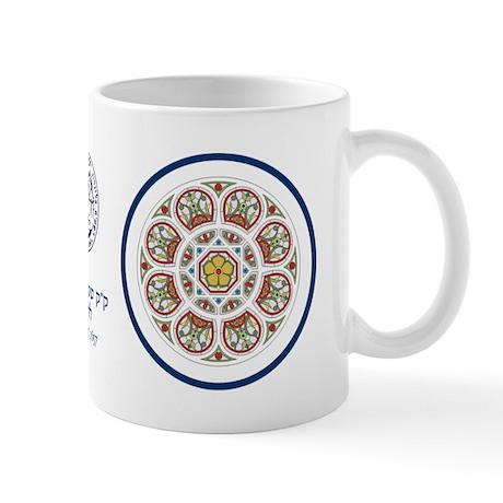 S & P Synagogue Mug