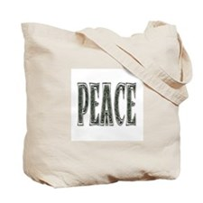 Peace of the Morrigu Tote Bag