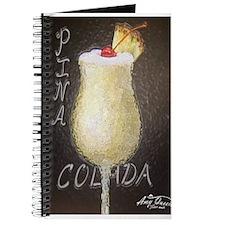 Pin Colada Journal