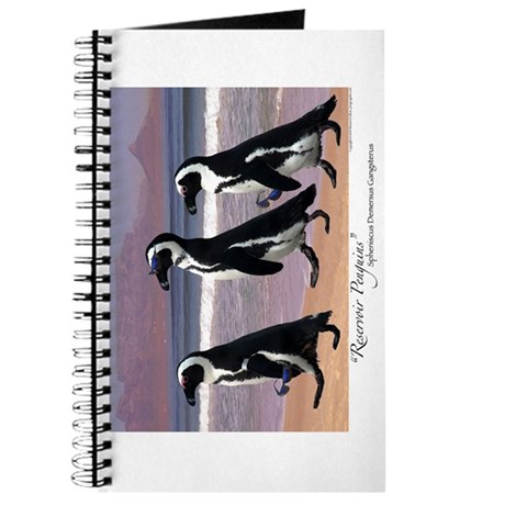 Reservoir Penguins Journal