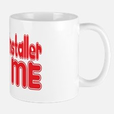 An Insulation Installer Loves Me Mug