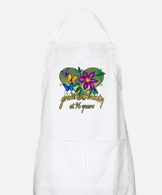 Beautiful 96th BBQ Apron