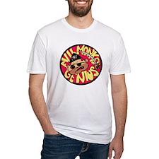 Unique Monkey pirate Shirt
