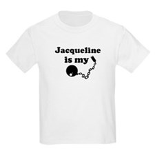 Jacqueline (ball and chain) T-Shirt