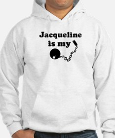 Jacqueline (ball and chain) Hoodie