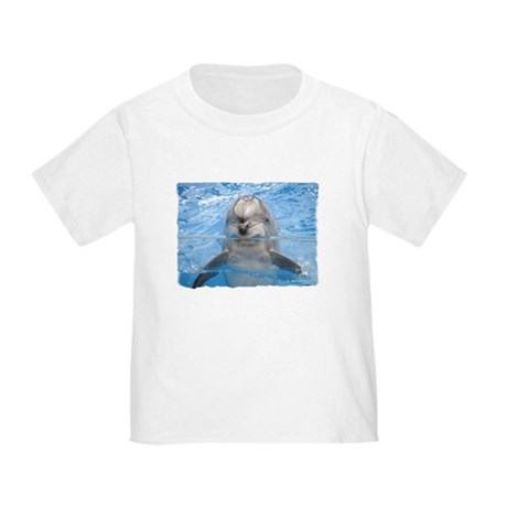 Helaine's Dolphin Toddler T-Shirt