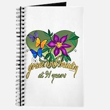 Beautiful 91st Journal