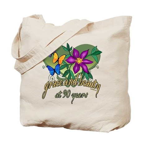 Beautiful 90th Tote Bag
