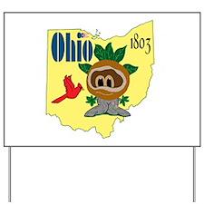 The Ohio Yard Sign