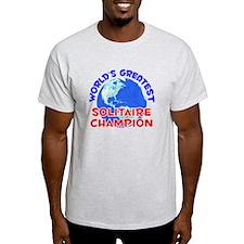 World's Greatest Solit.. (E) T-Shirt