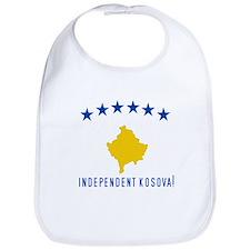 Kosova's New Flag! Bib