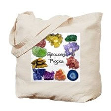 Geology Rocks 8 Tote Bag