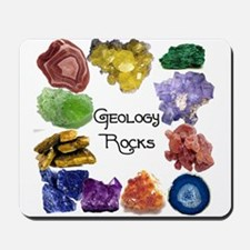 Geology Rocks 8 Mousepad