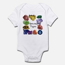 Geology Rocks 8 Infant Bodysuit