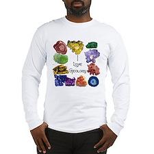 Geology Rocks 9 Long Sleeve T-Shirt