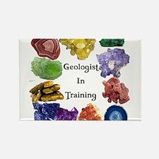 Geology Rocks 12 Rectangle Magnet
