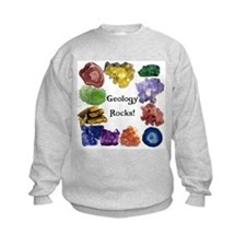 Geology Rocks 13 Sweatshirt