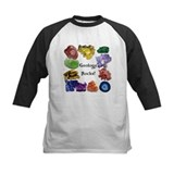 Geology Baseball T-Shirt