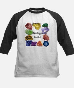 Geology Rocks 13 Kids Baseball Jersey