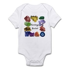 Geology Rocks 13 Infant Bodysuit