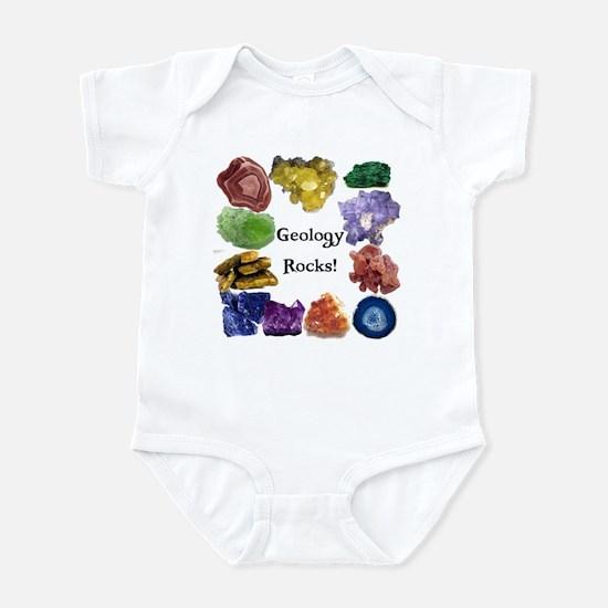 Geology Rocks 13 Infant Bodysuit
