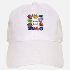 Geology Rocks 13 Baseball Baseball Cap