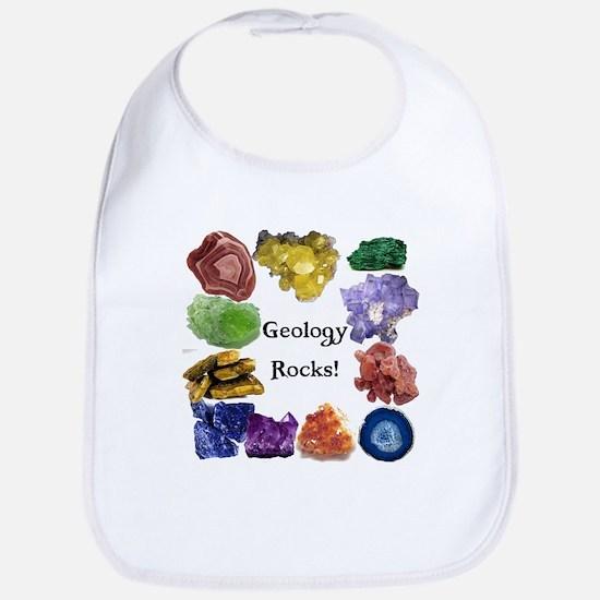 Geology Rocks 13 Bib