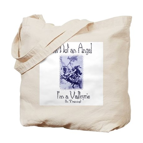 Valkyrie-in-Training Tote Bag