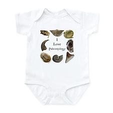 Paleontology 1 Infant Bodysuit