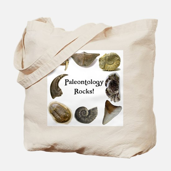 Paleontology 2 Tote Bag