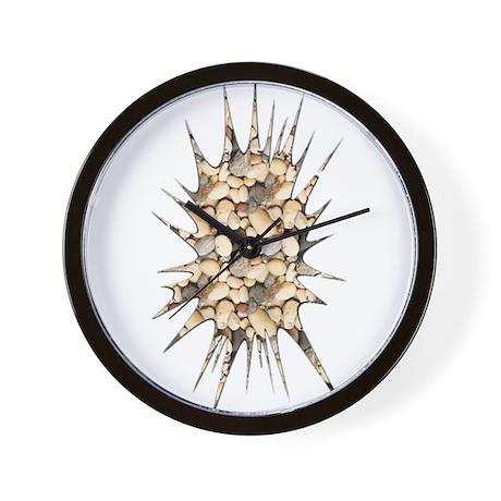 Small Rocks Splash - Wall Clock